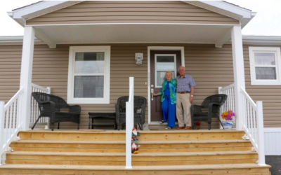 Community Member Spotlight – Doris and Ken's Story